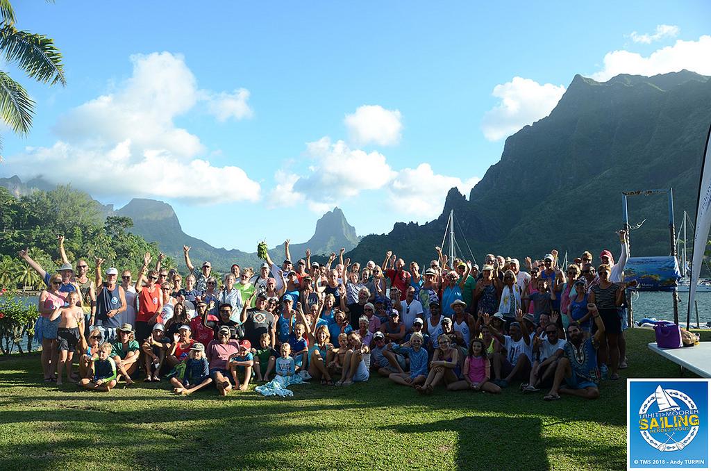 Tahiti- Moorea Sailing Rendez-vous 2018. - Teaser Image